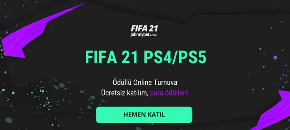 Online FİFA 21 Turnuvası