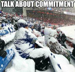 Commitment memes
