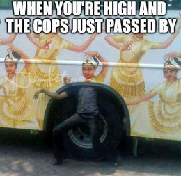 Cops passed by memes