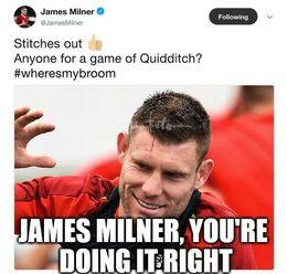 James milner memes
