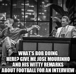 An interview memes