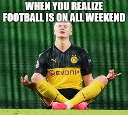 All weekend memes